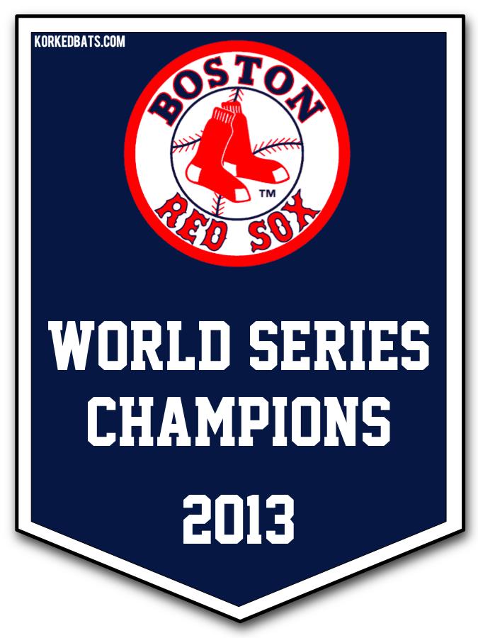 MLB Pennants 2013 - 1