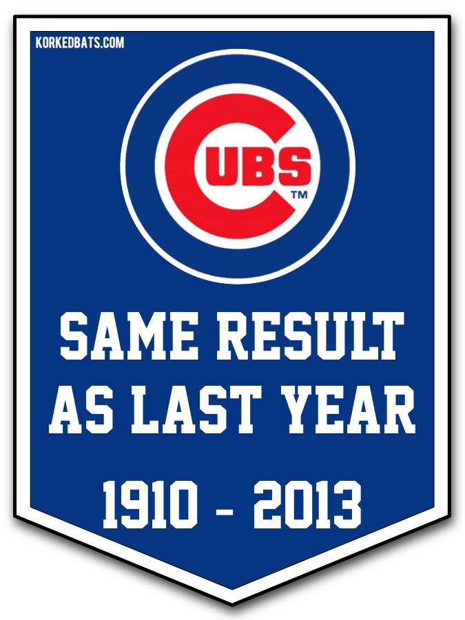 MLB Pennants 2013 - 14