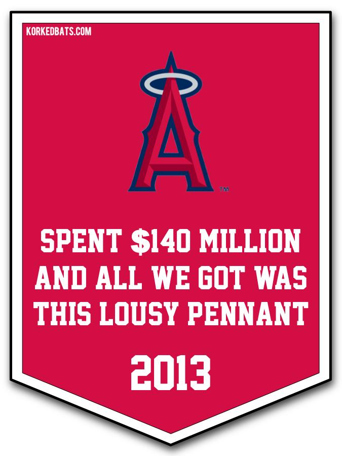 MLB Pennants 2013 - 16