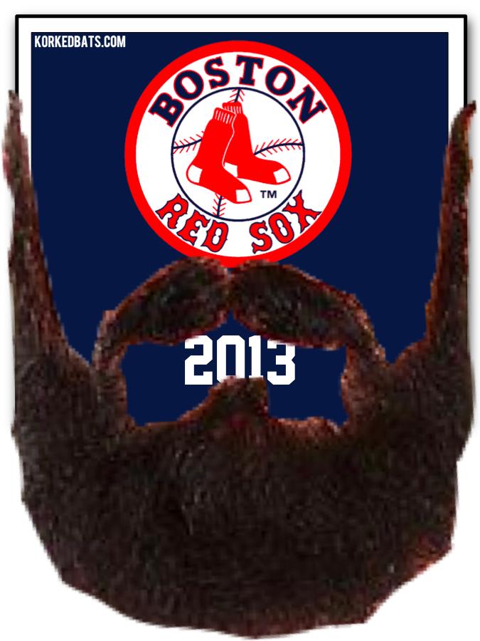 MLB Pennants 2013 - 2