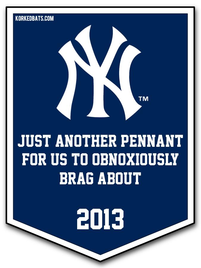 MLB Pennants 2013 - 3