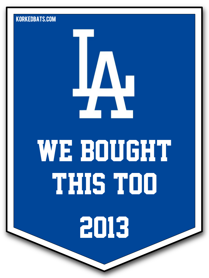 MLB Pennants 2013 - 5