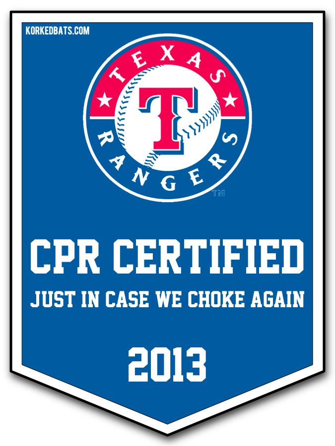 MLB Pennants 2013 - 8