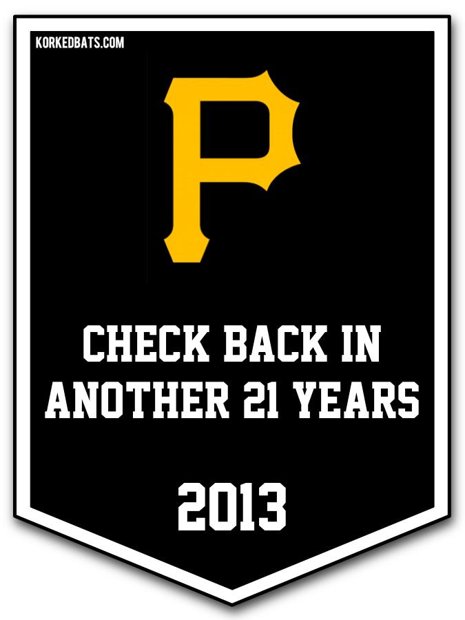 MLB Pennants 2013 - 9