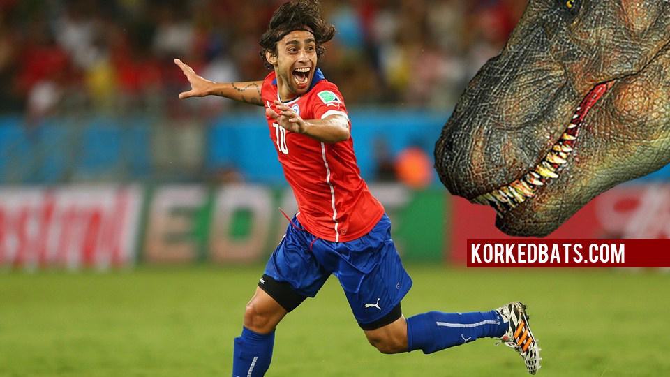 World Cup Dino 1