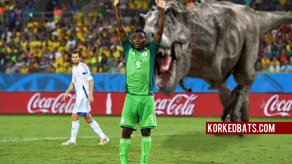 World Cup Dino 11