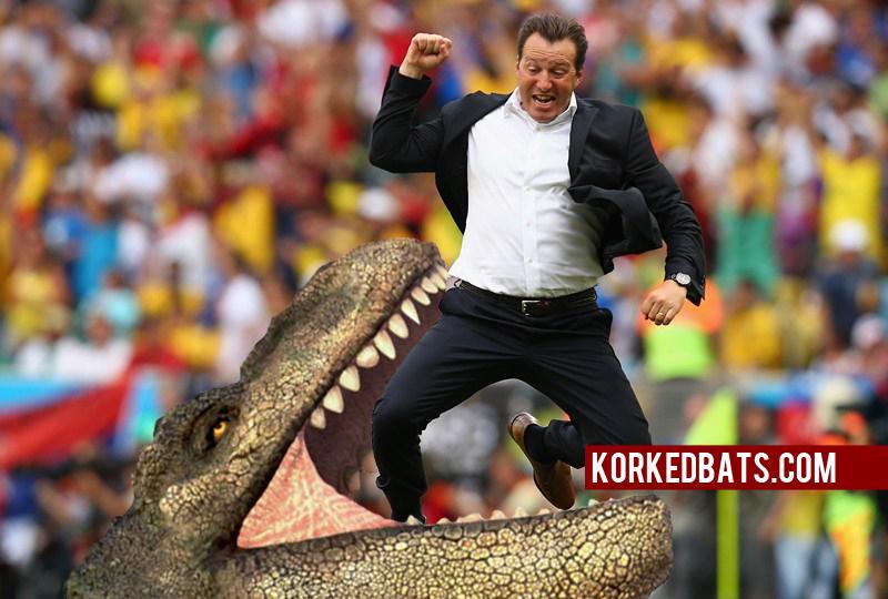 World Cup Dino 14