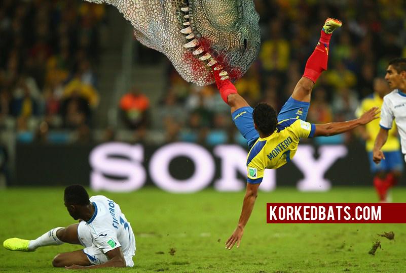 World Cup Dino 17