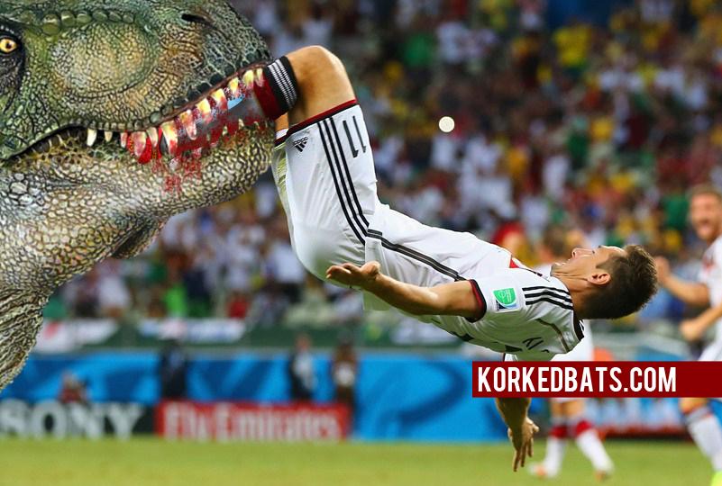 World Cup Dino 5