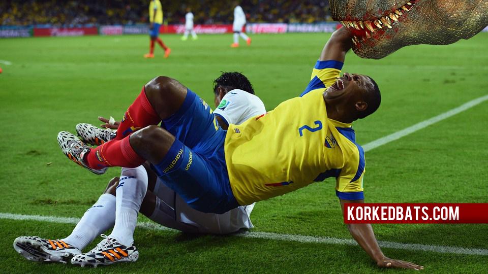 World Cup Dino 6