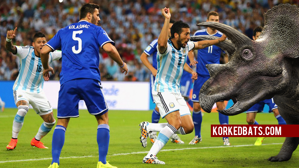 World Cup Dino 8