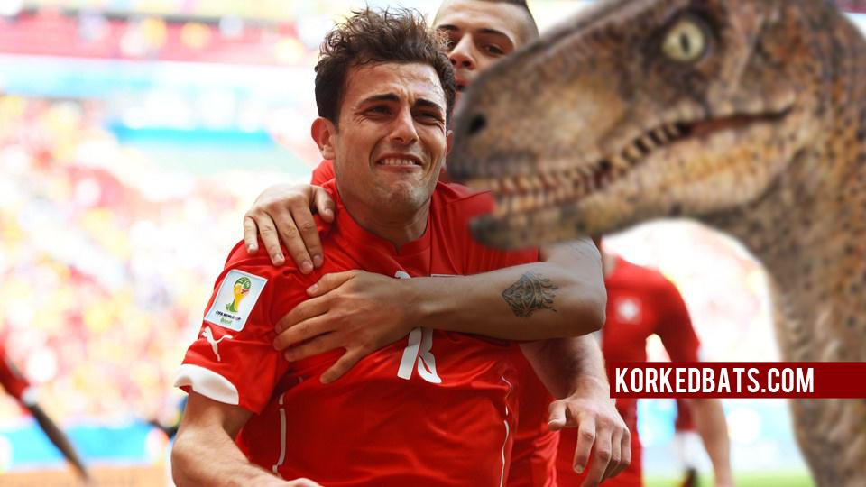 World Cup Dino 9