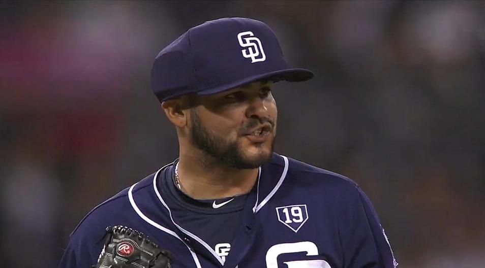Padres Hat   Alex Torres