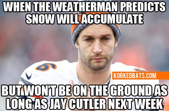 Jay Cutler Meme - 13