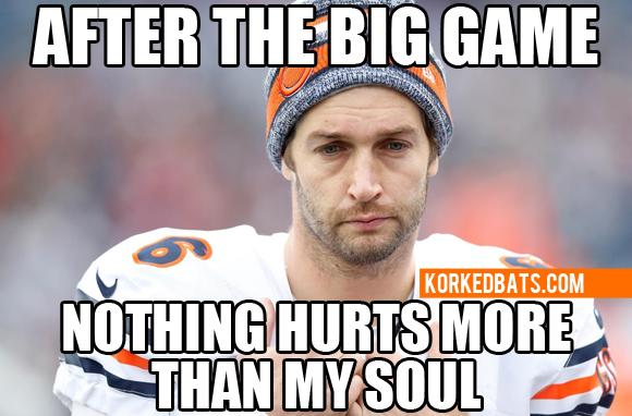 Jay Cutler Meme - 29