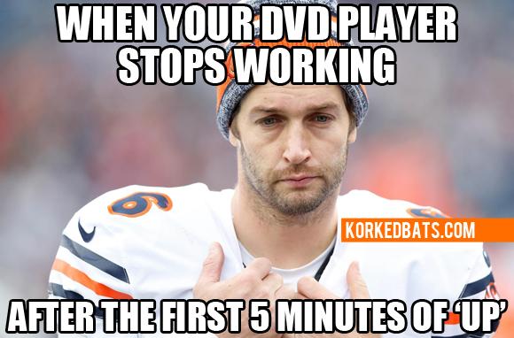 Jay Cutler Meme - 31