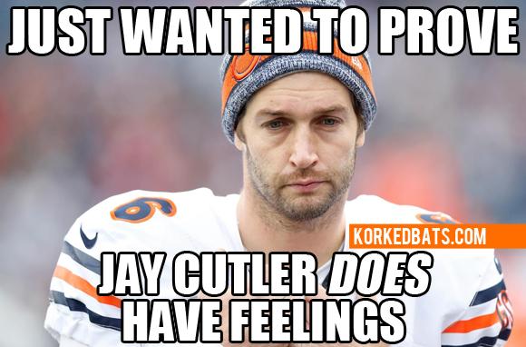 Jay Cutler Meme - 4