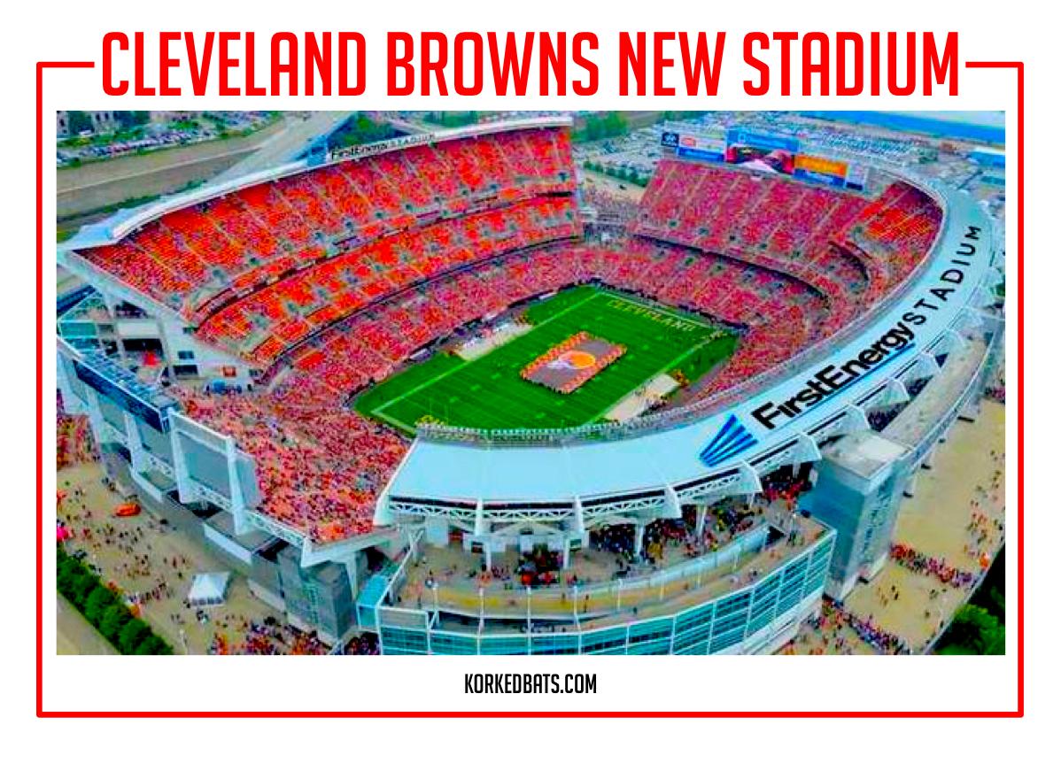 Browns New Stadium Logo