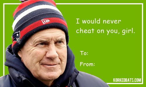 38 Sports Valentines Day Cards Korked Bats – Sports Valentines Day Cards