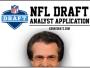 NFL Draft Analyst Application - LOGO