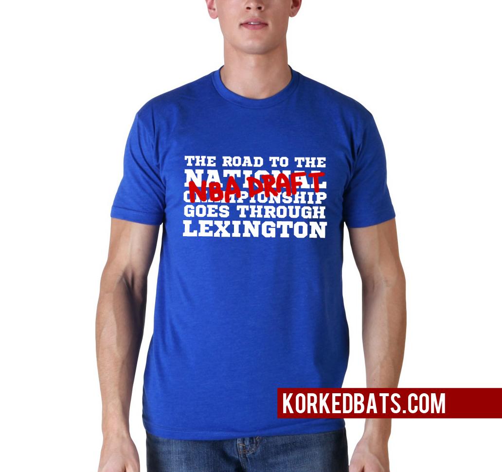 New Kentucky Shirt 7