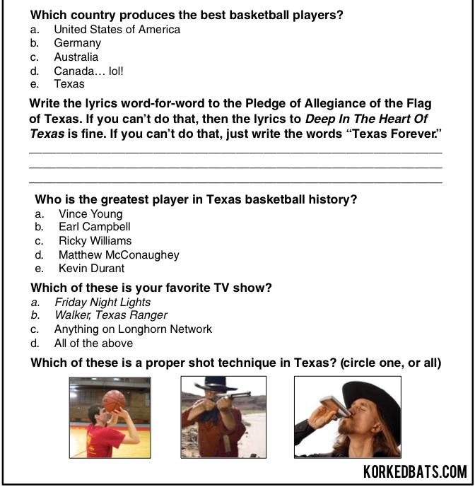 Texas Longhorns Basketball Head Coach Application - 2.5